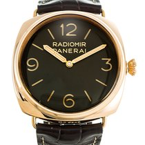 Panerai Watch Radiomir 3 Days Oro Rosa PAM00379