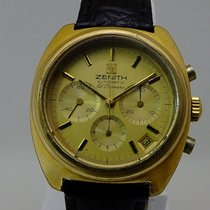 Zenith Vintage Zenith El Primero automatic chronograph