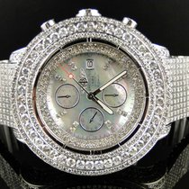 Breitling 42 CT MENS  BREITLING SUPER AVENGER DIAMOND WATCH...