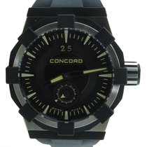 Concord C1 Men's Automatic Diver Watch W/big Date Ref...