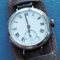 IWC Militär / Military 1912 silber 34mm certificate archives