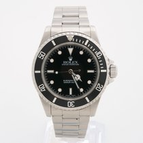 Rolex Submariner non Date 14060M box & UK papers 160cc