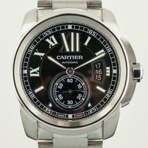 Cartier , Calibre de Cartier, Automatic, Mens, Stainless...