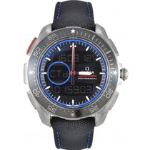 Omega Speedmaster X-33 Regatta ETNZ Limited Edition