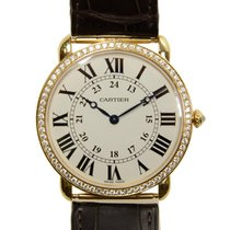 Cartier Ronde Louis Cartier 18 K Rose Gold With Diamonds...