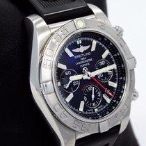 Breitling B01 Chronomat Ab0110 Chronograph Watch Auto Msrp-8.1...