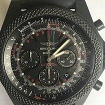 Breitling Bentley V25367 Steel 2014 Black Dial 48mm