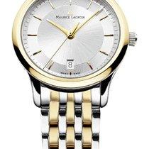 Maurice Lacroix Les Classique Date Quartz Yellow Gold/Steel...