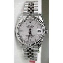 Rolex Datejust 178274 Midsize Stainless Steel New Heavy...