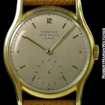 Patek Philippe Tiffany Vintage Calatrava 1527 Unpolished 18k...