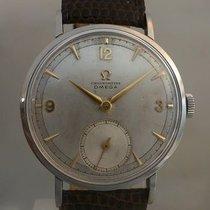 Omega vintage 1944 chronometer steel rare ref 2364-5 2525...
