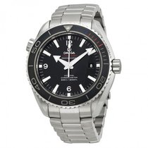 Omega Men's 52230462101001 Planet Ocean 600m Watch