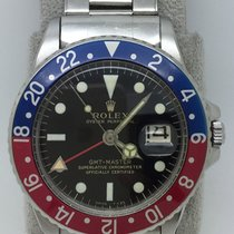Rolex 1675 Vintage GMT Master Perfect Condition Gilt Dial RARE