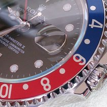 Rolex GMT II ST REF 16710 +WIE NEU + Box & Papiere