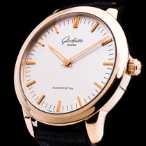 Glashütte Original Senator 18kt. Rosegold Automatic 40 mm...