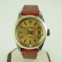 Tudor - Ladies - Princess Oyster Date - Watch - 1990