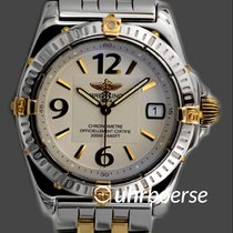 Breitling Callisto Damenuhr in Stahl/Gold 18kt Quartz um 2006