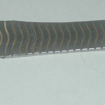Ebel Classic Wave Stahl/gold Band Segment Für Reparatur Band...