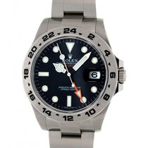 Rolex Explorer II 216570 Steel, 42mm