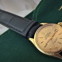 Rolex vintage 14ct golden Lady Date, in very good condition
