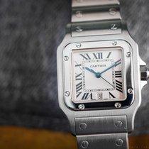 Cartier Santos Steel Quartz