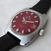 Delma Mint, with red vine dial, looking like new