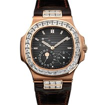 パテック・フィリップ (Patek Philippe) 5724R Rose Gold Men Nautilus 40mm...