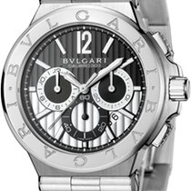 Bulgari Diagono Chronograph Calibre 303 42mm dg42bssdch