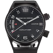 Porsche Design Watch Worldtimer 6750.13.44.1180