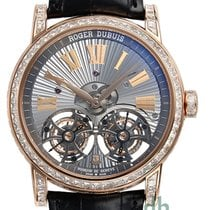 ロジェ・デュブイ (Roger Dubuis) Hommage Double Flying Tourbillon