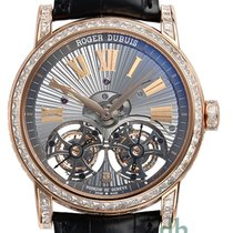 로저드뷔 (Roger Dubuis) Hommage Double Flying Tourbillon