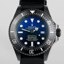 Pro-Hunter Sea-Dweller Deepsea D-Blue Military Edition...
