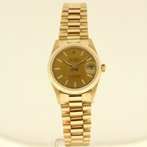 Rolex Datejust complete with B+P Rolex serviced 1-2017
