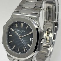 Patek Philippe Nautilus Stainless Steel Mens Watch Box/Papers...