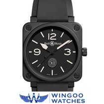 Bell & Ross Aviation BR 01 Ceramic Limited Edition Ref....