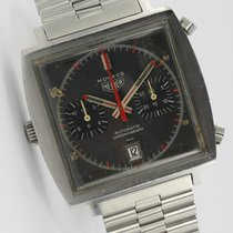 """Heuer Monaco Vintage """"Steve Mcqueen"""" 1133"""