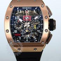 Richard Mille RM 011 Rose Gold Felipe Massa Chronograph