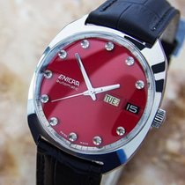 Enicar Rare Vintage Swiss Made Men's Automatic 1968...
