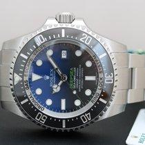 Rolex DEEPSEA D-BLUE ref. 116660 - ungetragen aus 2017 - lagernd