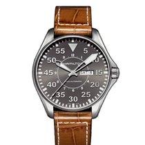 Hamilton Khaki Aviation Pilot Day Date Auto H64715885