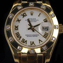 Ρολεξ (Rolex) Lady-Datejust Pearlmaster