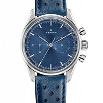 Zenith Chronomaster Heritage 146 38mm blue edit  4750 e Export...