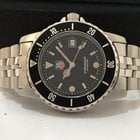 TAG Heuer Professional Black Dial 1500 Series