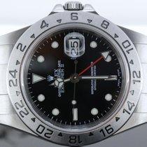 Rolex Explorer 2 Black 16570 'F' Serial Watch Only