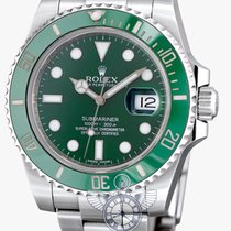 Rolex Submariner Ceramic Green HULK