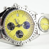 Breitling Chronomat Longitude with UTC co-pilot