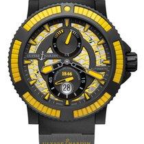 Ulysse Nardin Diver Black Sea 263-92B4-3C/924