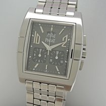 Piaget Upstream Chronograph  27150 -Box+Papiere+Full Service...