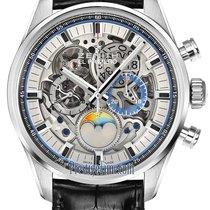 제니트 (Zenith) Chronomaster El Primero Grande Date Full Open...