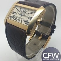 Cartier Tank Divan XL Gold